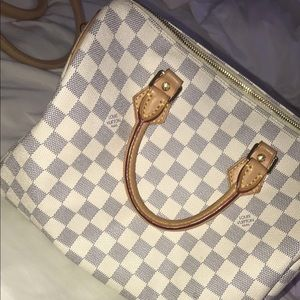 Speedy monogram purse